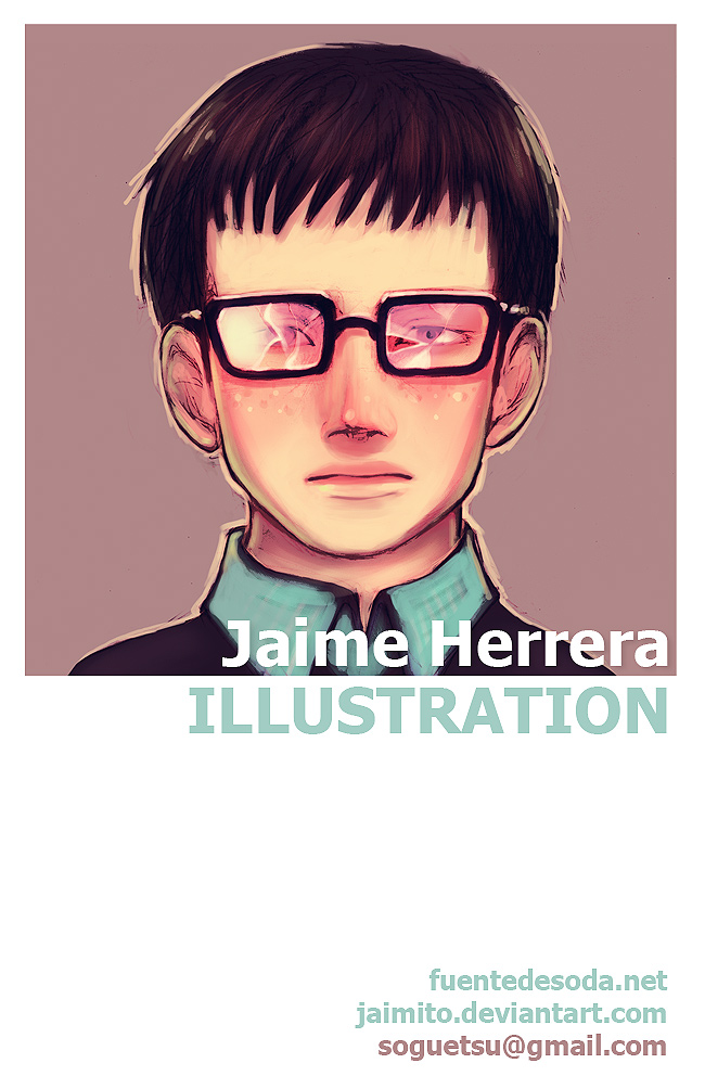 Business card by jaimito