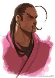 Dan loves pink by jaimito