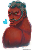 Hakan's Oil Coaster of Love by jaimito