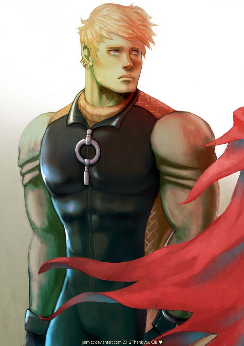 Commission: Hulkling for Cris by jaimito