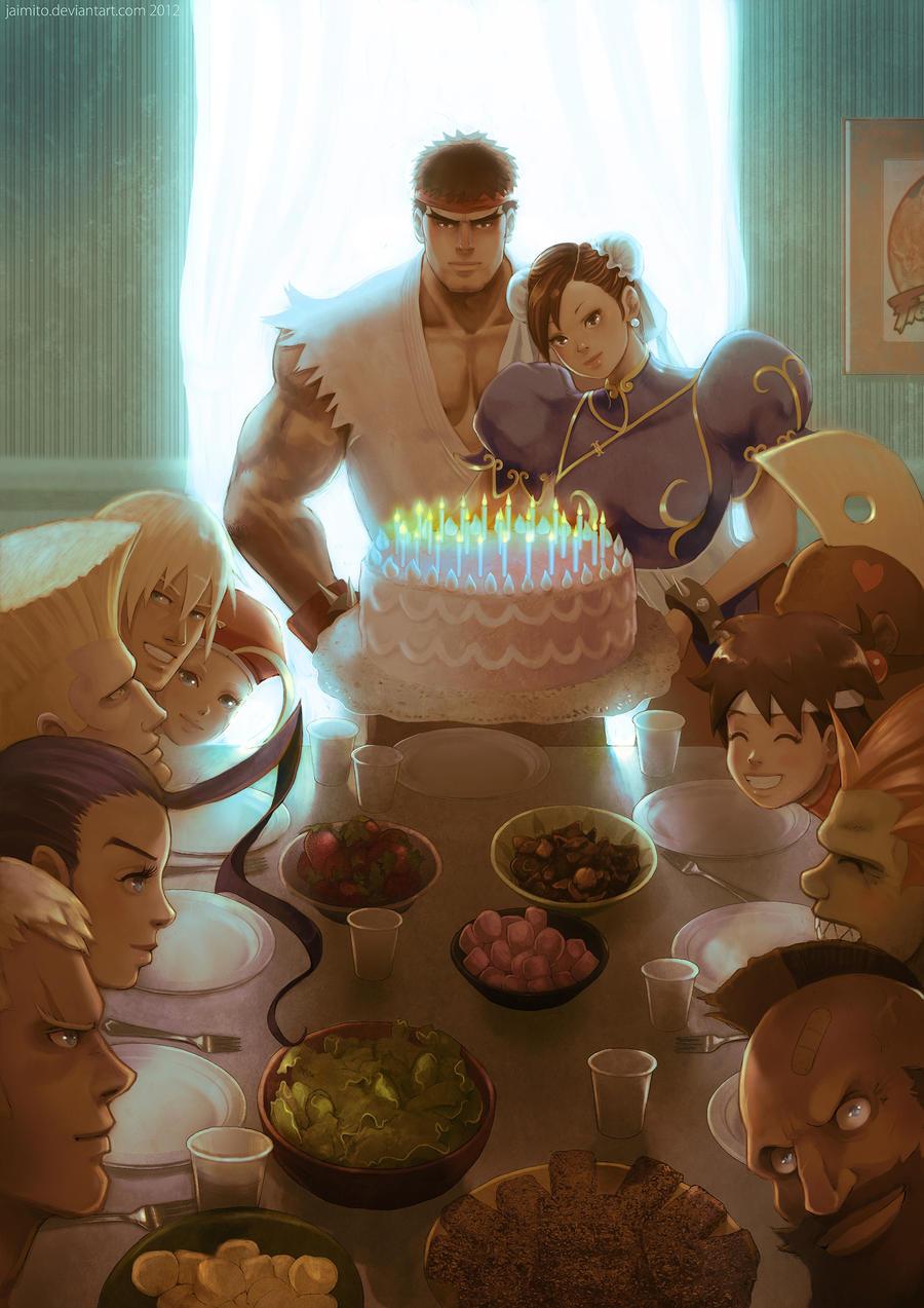 Ryu I D Like Some Pound Cake