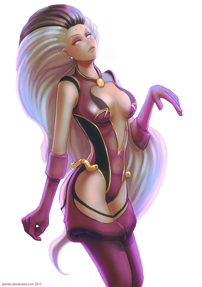 Commission: Sindel by jaimito
