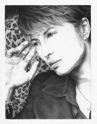 Gackt by celebrindal15