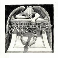 Evanescence Gravestone by celebrindal15