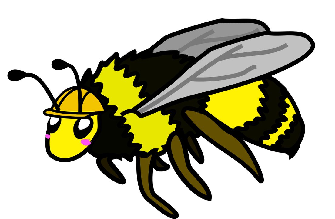 Worker Bees Worker bee by lady-lottie