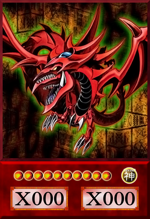 slifer the sky dragon by slashdetona on deviantart