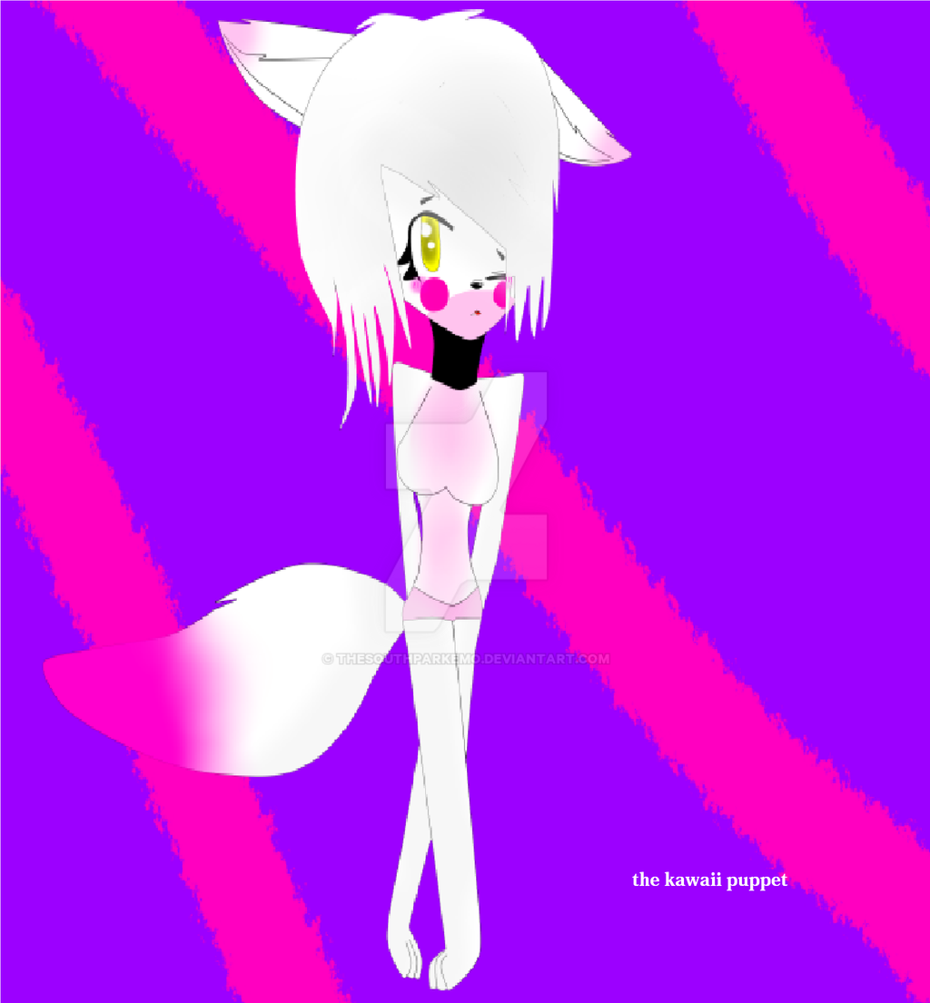 Mangle Fnia By TheSouthParkEmo On DeviantArt
