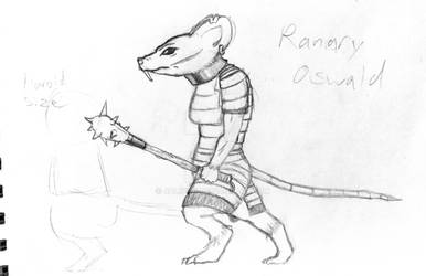 RPG characters: Ranary Oswald