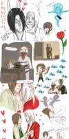 Amnesia Doodles :D by JJ-Power