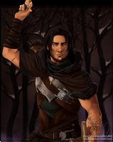 Hunter by Lanaluu