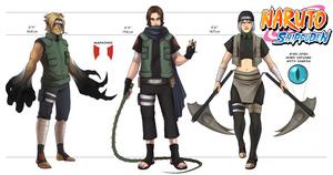Kiyoshi, Daisuke, Ren