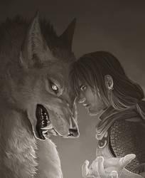 Night of the Wolf by Lanaluu