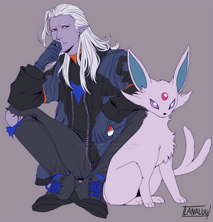 Pokemon Trainer Lotor