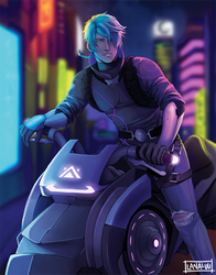 Neon by Lanaluu