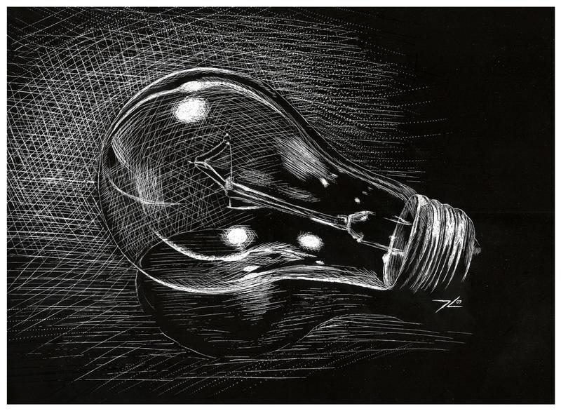 Light Scratch by Novastar2486
