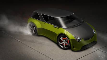 Hot Hatch Concept