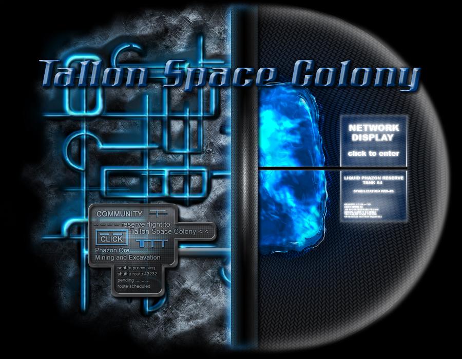 Colony Portal by FlamingMetroidzd