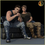 Number-3-boots by Lyone-3D