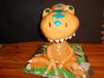 Buddy of 'Dinosaur Train'