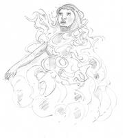 Goddess by vulcain0