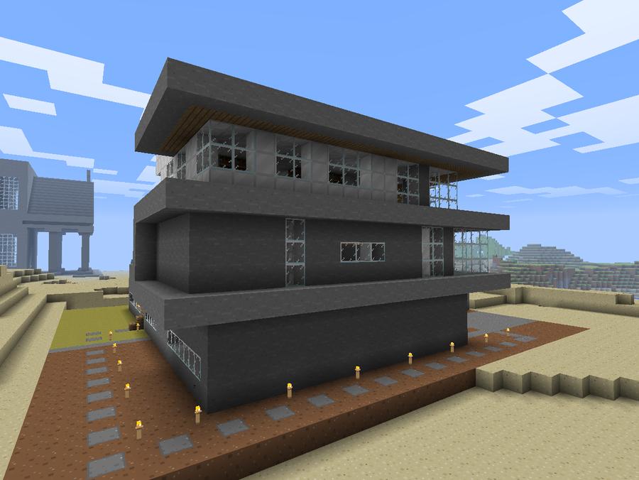 designer house in minecraft 4t-l-b on deviantart