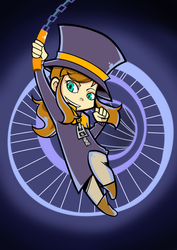 [A Hat in Time] Hat to the Future Part I by dimensionalotaku