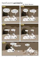 Dysfunctianimals 11 by ChrisMoreno