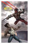 Deadpool Goes Hollywood