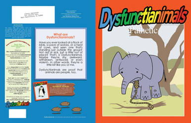 Dysfunctianimals Bible cover by ChrisMoreno
