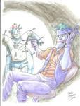 Joker-- Target Practice