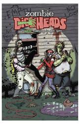 Zombie Dickheads final by ChrisMoreno