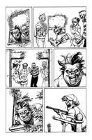 Zombie Dickheads 01 preview pg by ChrisMoreno