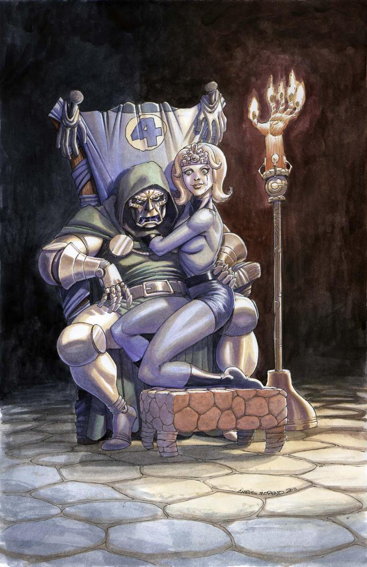 Doom Victorious by ChrisMoreno