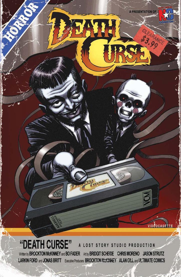 Death Curse cover color final by ChrisMoreno