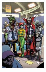Zombie Dickheads Image Expo print final