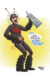 Shelf Life: Bug Boy's Action Feature