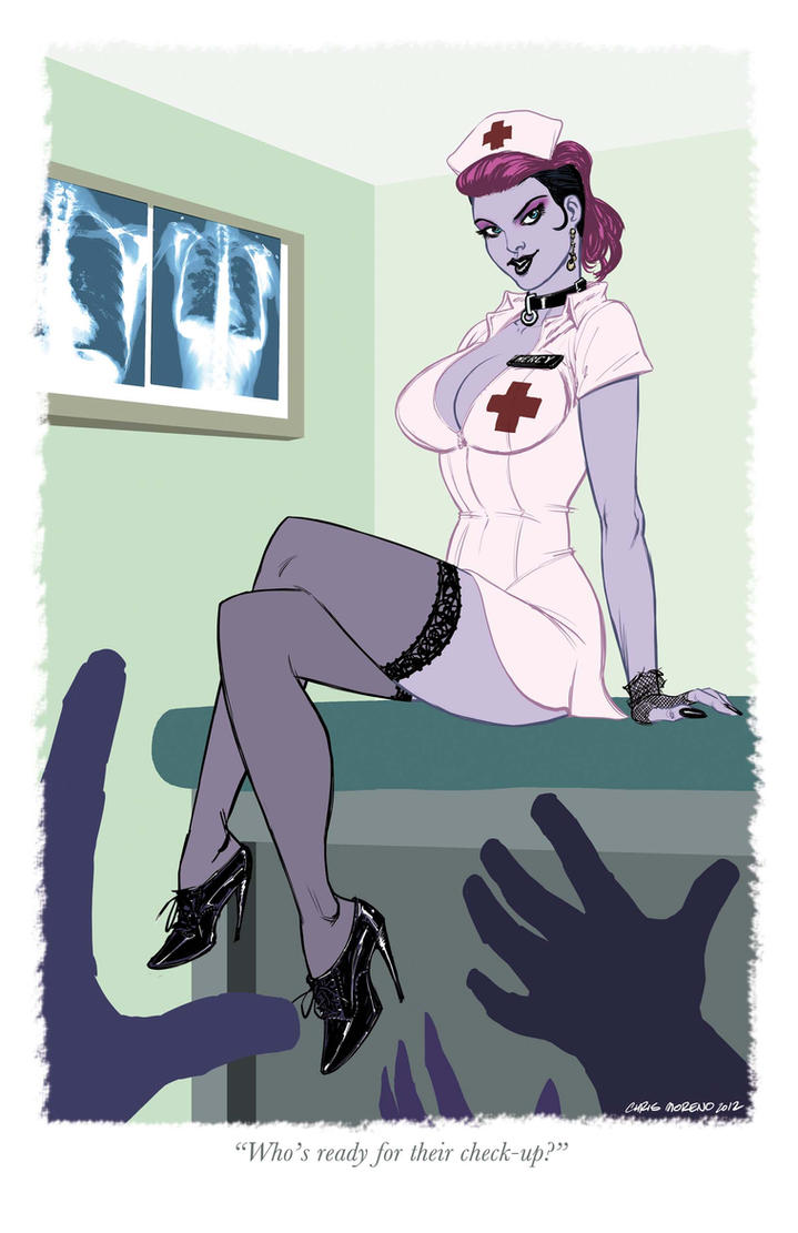 Hellooooo, Nurse! by ChrisMoreno