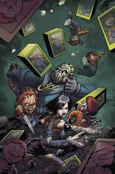 Hack Slash Vs. Chucky by ChrisMoreno