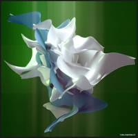 'ufo'_rose by TOMYODA
