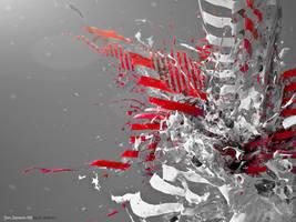 Liquid-abstract-09 Vol.2 by TOMYODA