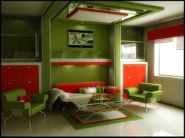 my room by TOMYODA
