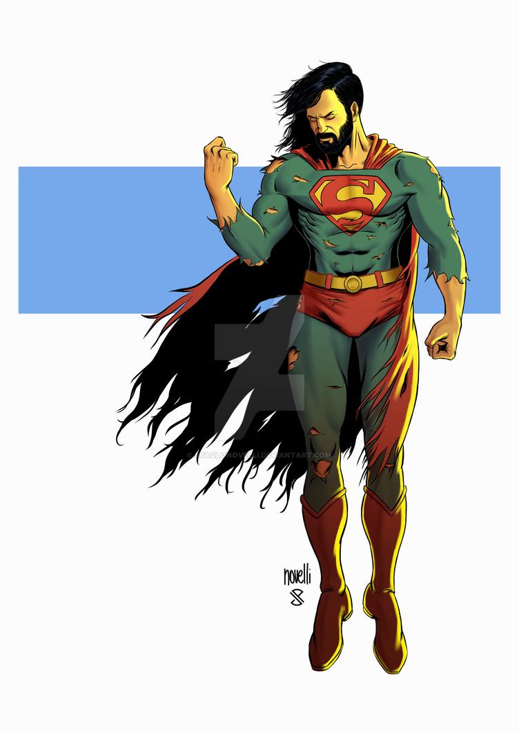 Superman by jpaolonovelli