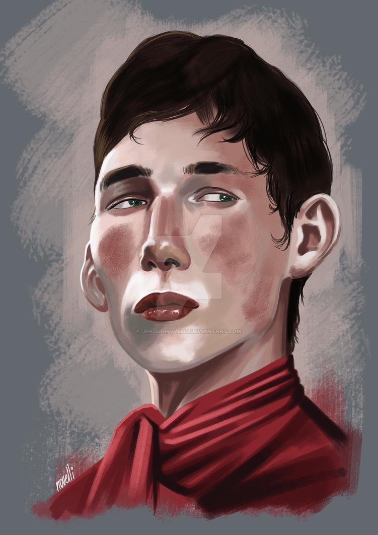 Estudio de rostro y color by jpaolonovelli
