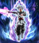 Ultra instinct Goku black