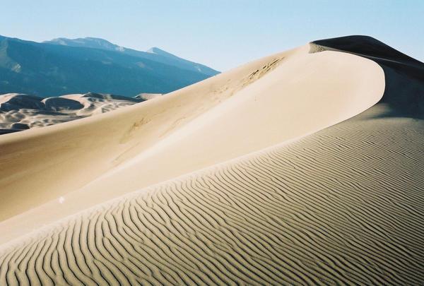 Textures of the Dunes by maisondezion