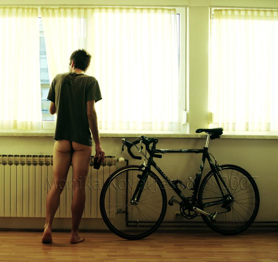 Cyclist's day by demony