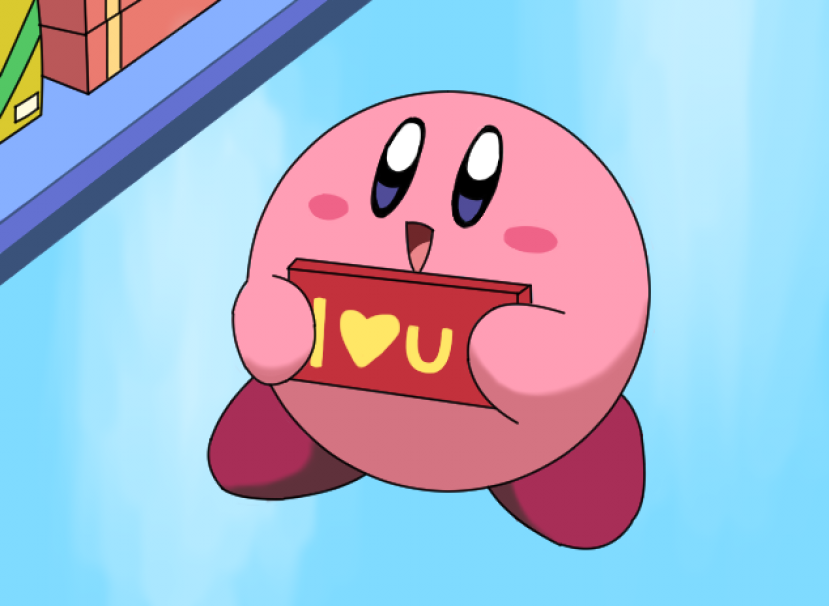 Kirby loves you by tails090 on deviantart kirby loves you by tails090 voltagebd Image collections