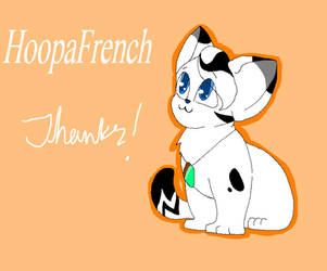 For HoopaFrench by redsprite14