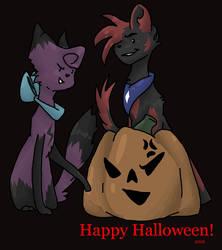 Happy Halloween 2016 by redsprite14