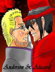 Anderson and Alucard